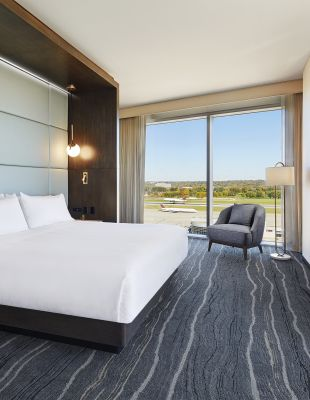 Sleep with the planes: The 9 best airport hotels in the United States and Canada